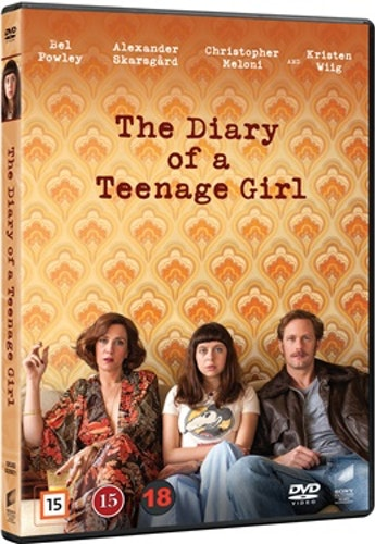 The Diary of a Teenage Girl DVD UTGÅENDE