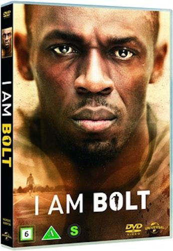 I Am Bolt DVD UTGÅENDE