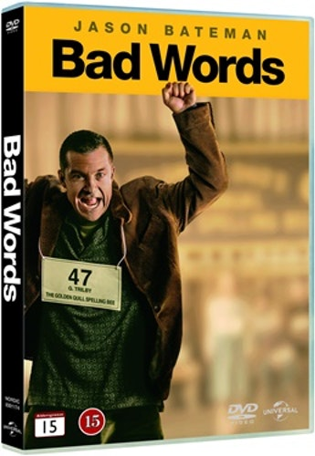 Bad Words DVD UTGÅENDE