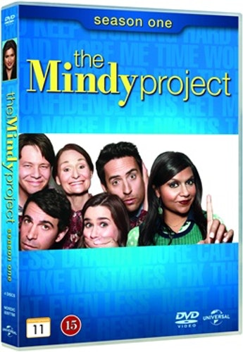 The Mindy Project - Säsong 1 DVD UTGÅENDE