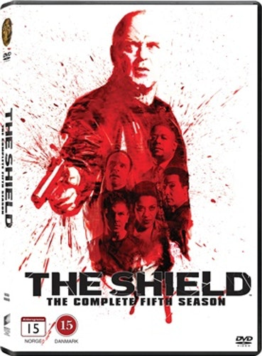 The Shield - Complete Season 5 DVD UTGÅENDE
