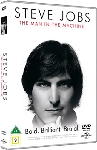 Steve Jobs: The Man in the Machine DVD UTGÅENDE