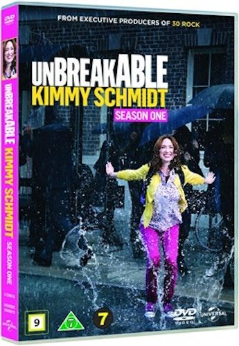 Unbreakable Kimmy Schmidt - Säsong 1 DVD UTGÅENDE