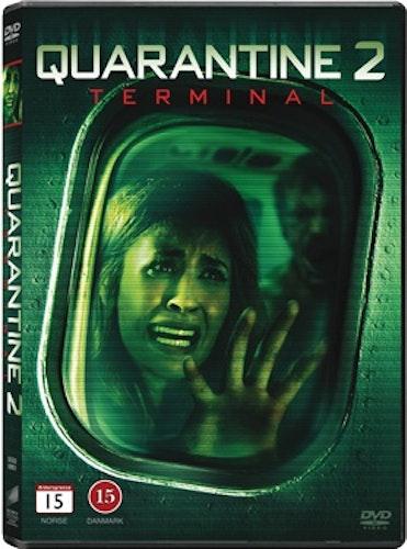 Quarantine 2: Terminal DVD UTGÅENDE