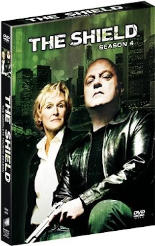 The Shield - Complete Season 4 DVD UTGÅENDE