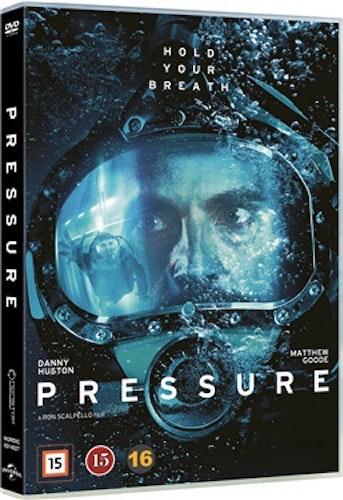 Pressure DVD UTGÅENDE