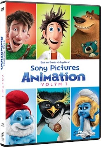 Sony Pictures Animation - Volume 1 DVD UTGÅENDE