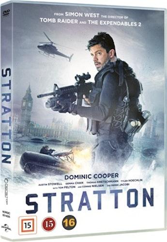 Stratton DVD UTGÅENDE
