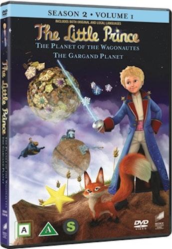 Little Prince - Season 2, Vol 1 DVD UTGÅENDE