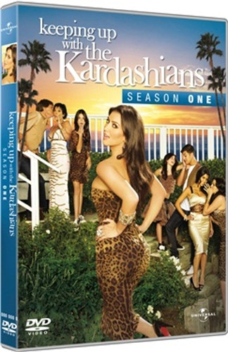 Keeping up with the Kardashians - Säsong 1 DVD UTGÅENDE