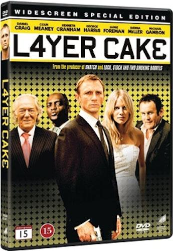 Layer Cake DVD UTGÅENDE