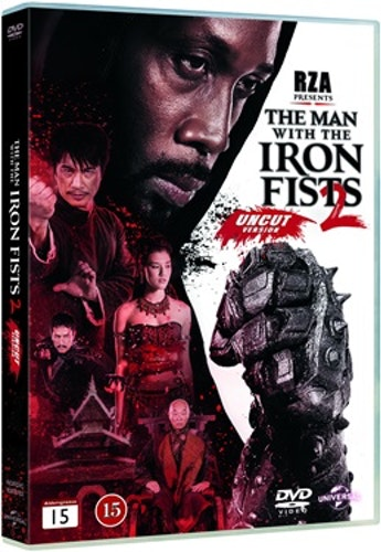 The Man with the Iron Fists 2 DVD UTGÅENDE