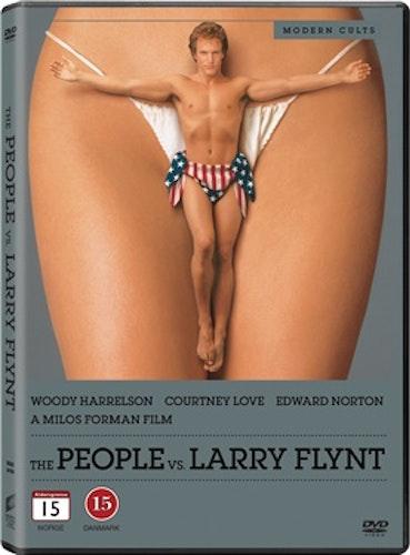 The People vs. Larry Flynt DVD UTGÅENDE
