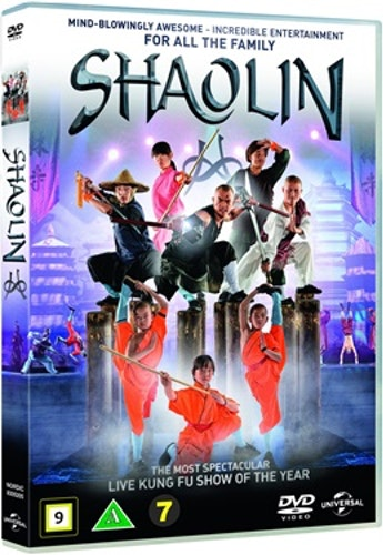 Shaolin DVD UTGÅENDE