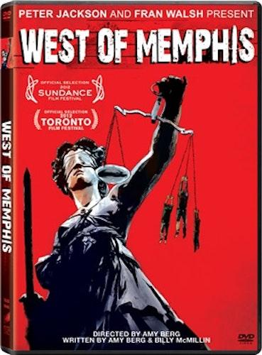 West of Memphis DVD UTGÅENDE