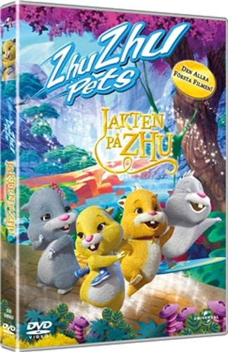Jakten på Zhu DVD UTGÅENDE