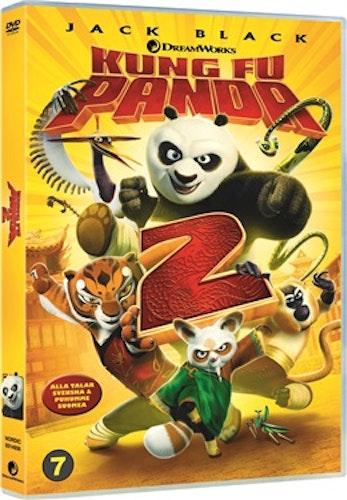 Kung Fu Panda 2 DVD UTGÅENDE
