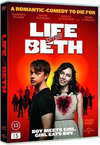 Life After Beth DVD UTGÅENDE
