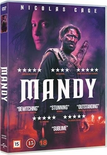 Mandy DVD UTGÅENDE