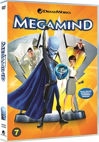 Megamind DVD UTGÅENDE