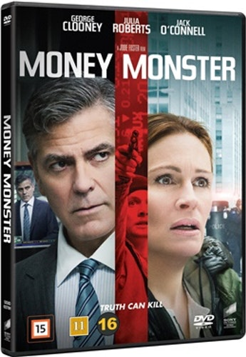 Money Monster DVD UTGÅENDE