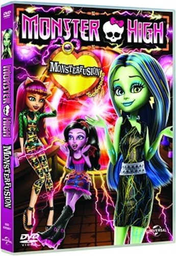 Monster High: Monsterfusion DVD UTGÅENDE