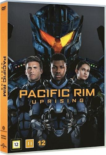 Pacific Rim Uprising DVD UTGÅENDE