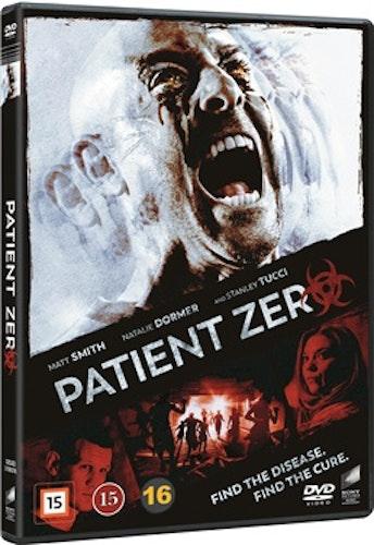 Patient Zero DVD UTGÅENDE