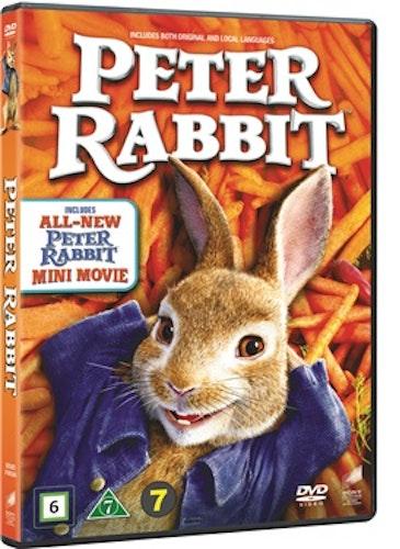 Pelle Kanin DVD UTGÅENDE