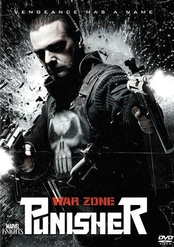 Punisher: War Zone DVD UTGÅENDE