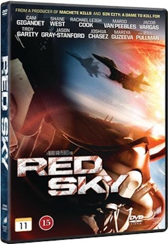 Red Sky DVD UTGÅENDE