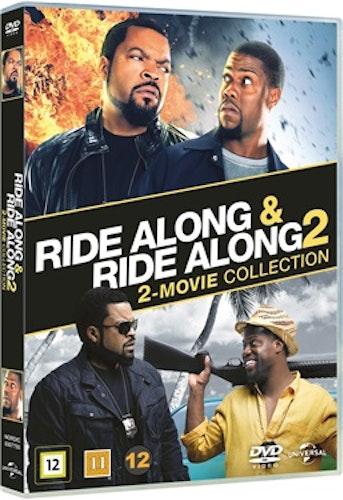 Ride Along 1+2 DVD UTGÅENDE