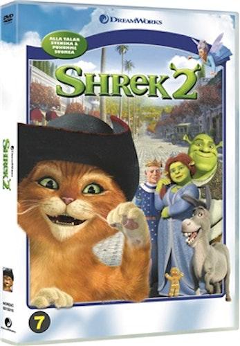 Shrek 2 DVD UTGÅENDE