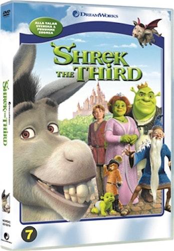Shrek: Den Tredje DVD UTGÅENDE