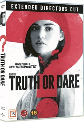 Truth or Dare DVD UTGÅENDE