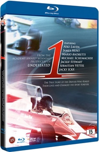 1 - Life on the limit bluray UTGÅENDE