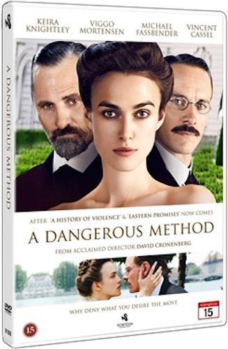 A Dangerous Method DVD UTGÅENDE