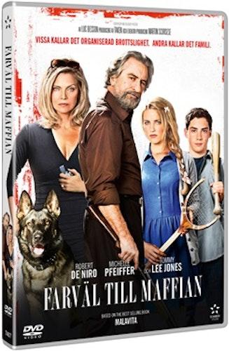 Farväl Till Maffian DVD UTGÅENDE