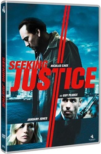 Seeking Justice DVD UTGÅENDE