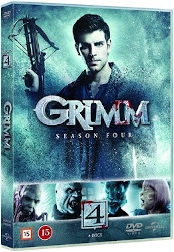 Grimm - Säsong 4 DVD