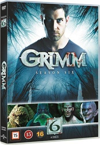 Grimm - Säsong 6 DVD