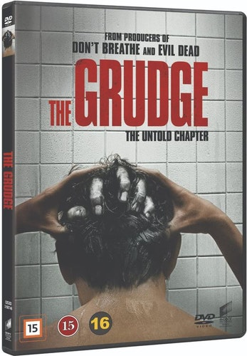 The Grudge (2020) DVD