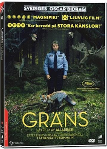 Gräns DVD