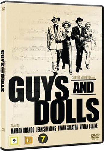 Guys and Dolls DVD
