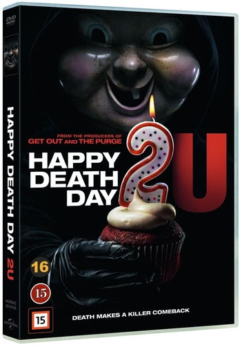 Happy Death Day 2U DVD