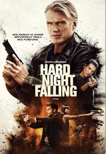 Hard Night Falling DVD