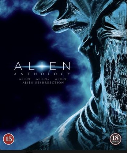 Alien - Anthology Collection (Blu-ray) (4-disc)