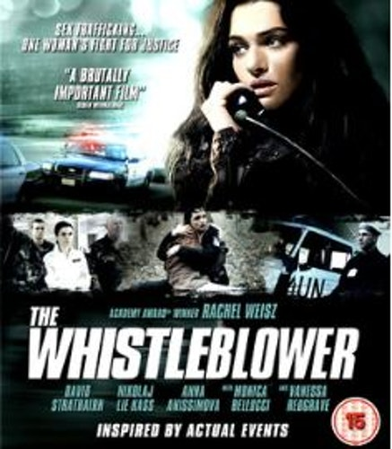 The Whistleblower (Blu-ray) (Import)