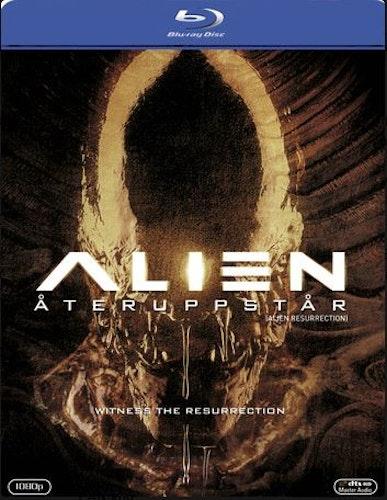 Alien 4 Återuppstår (Blu-ray)