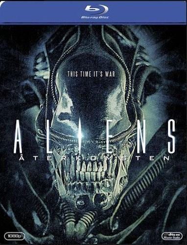 Aliens 2 - Återkomsten (Blu-ray)